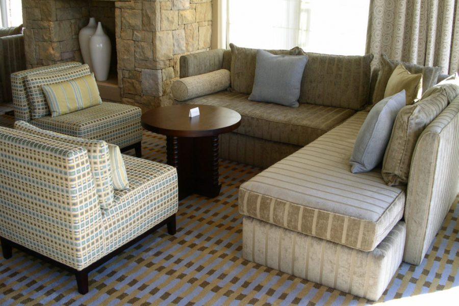 Pezula Hotel, Executive Office & Golf Club House